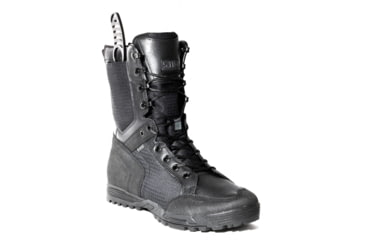 5.11 Tactical Recon Urban 2.0 Boots, Black, Width R, Size 14 11010-019-14-R