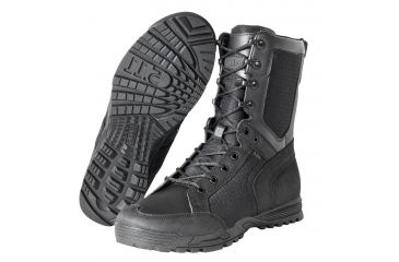 5.11 Tactical Recon Urban 2.0 Boots, Black, Width R, Size 8 11010-019-8-R