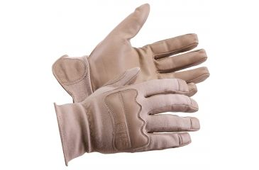 5.11 Tactical Tac NFO2 Nomex Gloves, Coyote Brown, Large