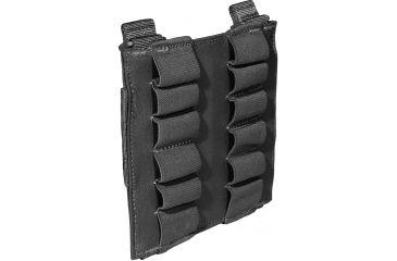 5.11 Tactical 12 Round Shotgun Pouch - Black 56165-019-1 SZ