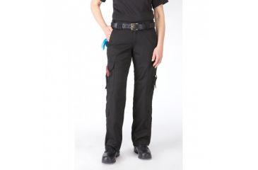 5.11 Tactical 64301 Women's EMS Pants, Black, Size 2, Long