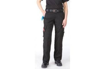 5.11 Tactical 64301 Women's EMS Pants, Black, Size 6, Long
