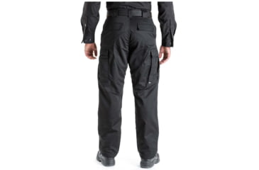 5.11 Tactical 74004 TDU Poly/Cotton Twill Pants, Black, Extra Small, Long
