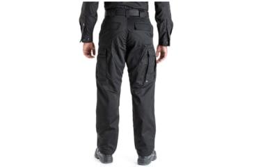 5.11 Tactical 74004 TDU Poly/Cotton Twill Pants, Black, Large, Regular