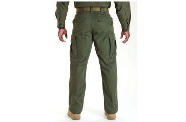 5.11 Tactical 74004 TDU Poly/Cotton Twill Pants, TDU Green, 2XL, Short