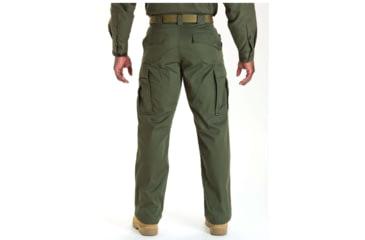 5.11 Tactical 74004 TDU Poly/Cotton Twill Pants, TDU Green, 4XL, Short