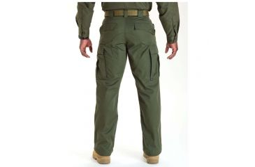 5.11 Tactical 74004 TDU Poly/Cotton Twill Pants, TDU Green, Medium, Long