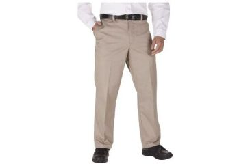 5 11 Tactical 74332 Covert Casual 2 0 Pants Khaki Size 28x32in