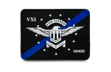 5.11 Tactical Blue Line Eagle Patch | $1.00 Off Free Shipping over $49!
