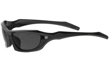 5.11 Tactical Burner Sunglasses - Ff Pln Lens - Mat Black  1 SZ 52033-920-1 SZ