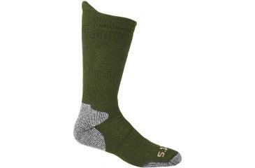 5.11 Tactical Cold Weather OTC Sock - Foliage, Size  L/XL 10011-180-L/XL