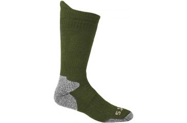 5.11 Tactical Cold Weather OTC Sock - Foliage, Size  S/M 10011-180-S/M