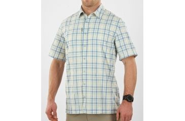 5.11 Tactical Covert Shirt - Performance, Short Sleeve, Ether - S 71200-673-S