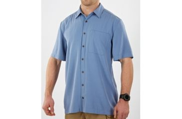 5.11 Tactical Covert Shirt Select Short Sleeve - Stillwater - S 71199-203-S