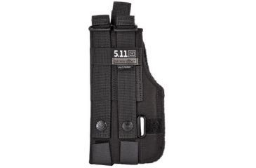 5.11 Tactical LBE Holster 58780 Back