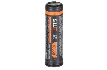5.11 Tactical Liion 18650 Rechargeable Battery Pack - Black 53168-019-1