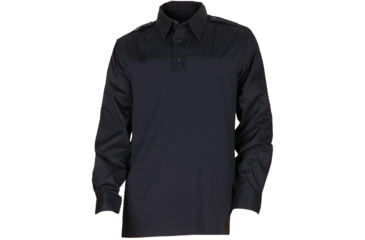 5.11 Tactical Ls PDU Rapid Shirt - Midnight Navy, Length R, Size L 72197-750-L-R
