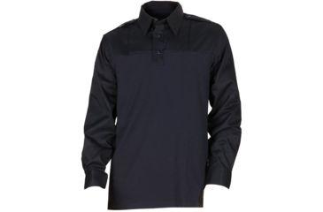 5.11 Tactical Ls PDU Rapid Shirt - Midnight Navy, Length R, Size XXL 72197-750-XXL-R