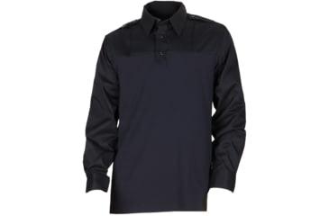 5.11 Tactical Ls PDU Rapid Shirt - Midnight Navy, Length S, Size L 72197-750-L-S