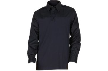 5.11 Tactical Ls PDU Rapid Shirt - Midnight Navy, Length T, Size XXL 72197-750-XXL-T