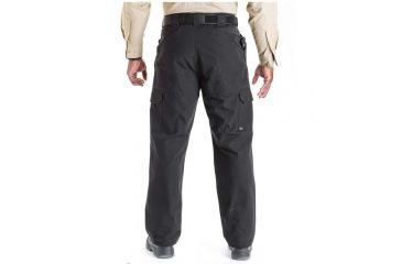 5.11 Tactical Men's Tactical Cotton Pants, Big & Tall - Black, Size 46