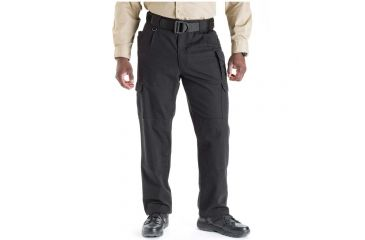 5.11 Tactical Men's Tactical Cotton Pants, Big & Tall - Black, Size 48