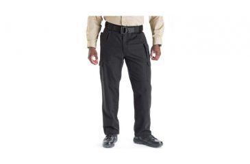 5.11 Tactical Men's Tactical Cotton Pants, Big & Tall - Black, Size 52