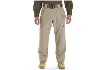 5.11 Tactical Men's Tactical Cotton Pants, Big & Tall - Khaki, Size 48