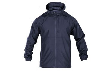 5.11 Tactical Packable Operator Jacket, Dark Navy, L 48169-724-L