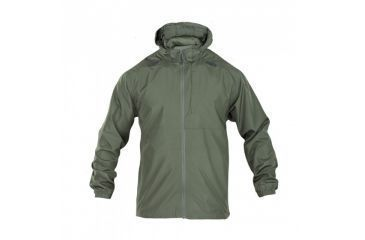 5.11 Tactical Packable Operator Jacket, Sheriff Green, L 48169-890-L
