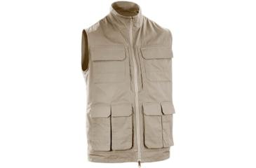 5.11 Tactical Range Vest- TDU Khaki, Size  S 80017-162-S