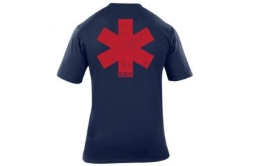 5.11 Tactical Short Sleeve Logo T Ems Star 40088N-721