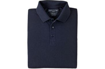 5.11 Tactical Short Sleeve Utility Polo Shirt - Dark Navy, Size  M 41180-724-M