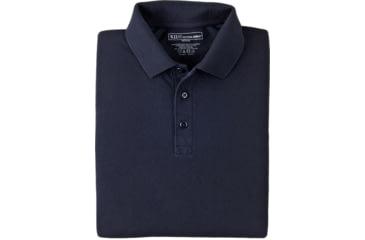 5.11 Tactical Short Sleeve Utility Polo Shirt - Dark Navy, Size  XL 41180-724-XL