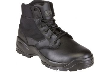 5.11 Tactical Speed 2.0 5in. Boot - Black, Width R, Size 15 12224-019-15-R