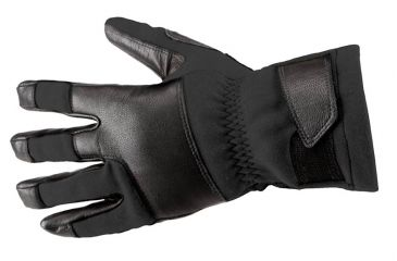5.11 Tactical Tac NFOE2 Tactical GSA Gloves - Black,  Size M 59361-019-M