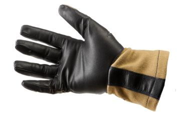 5.11 Tactical Tac NFOE2 Tactical GSA Gloves - Tan,  Size L 59361-170-L