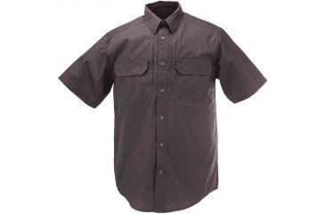 5.11 Tactical Taclite Pro Shirt, Short Sleeve Ripstop, Charcoal 71175