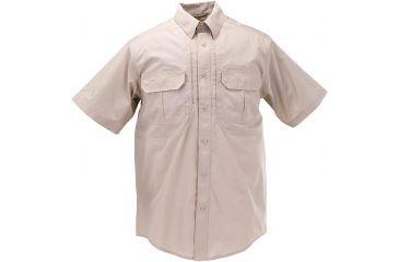5.11 Tactical Taclite Pro Shirt, Short Sleeve Ripstop, Khaki 71175