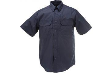 5.11 Tactical Taclite Pro Shirt, Short Sleeve Ripstop, Dark Navy 71175