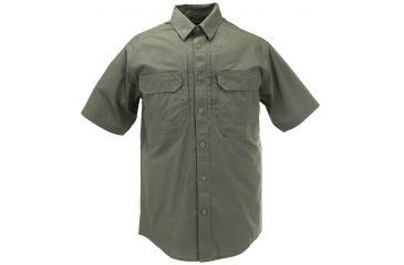 5.11 Tactical Taclite Pro Shirt, Short Sleeve Ripstop, TDU Green 71175
