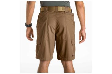 Mens Outdoor Tactical Shorts Lightweight Expandable Waist Cargo Shorts with multi Pockets Quick Dry Water Resistant #6222,Army green,US 38 Tag 4XL