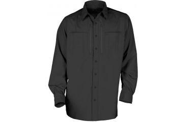 5.11 Tactical Traverse Shirt - Black, Size  M 72390-019-M