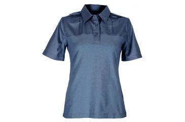 62a7a0be7 5 11 Tactical Wmn S Taclite Pdu Ls Class A Shirt Ext Sizes Midnight Navy  Size