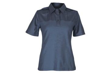 5 11 Women S Pdu Short Sleeve B Class Midnight Navy Shirt Oversized Size 1x Long 61162w 750 1xl