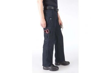 5.11 Women's Taclite EMS Pants, Dark Navy, Size 16 Regular