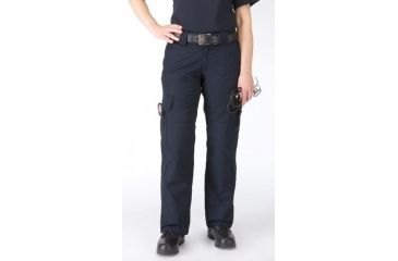 5.11 Women's Taclite EMS Pants, Dark Navy, Size 20 Regular