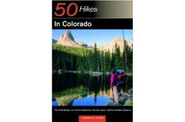 50 Hikes Colorado, Cameron Burns, Publisher - W.w. Norton & Co