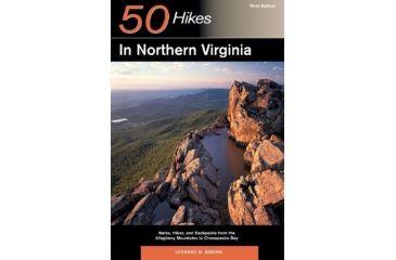50 Hikes Northern Virginia, Leonard Adkins, Publisher - W.w. Norton & Co