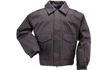 5.11 Tactical 4-in-1 Patrol Jacket, Black, Size L 48027-019-BLACK-L